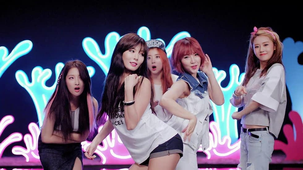 4 Minute,  4minute, K-POP, four-kpop-members-profile